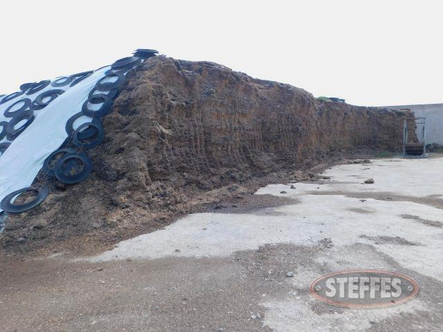 Approx. 2,000 ton of Silage