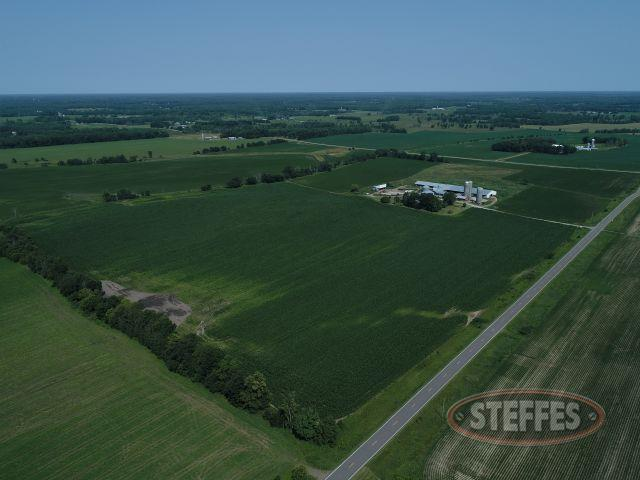 KANABEC COUNTY, MN FARMLAND AUCTION – 145± ACRES