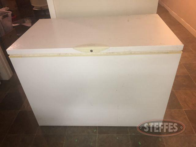 Sears Cold Spot Deep Freezer
