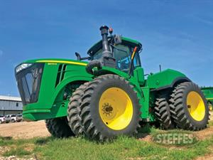 Multi Party Farm Machinery Auction Timed Online - Steffes
