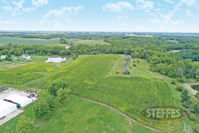 9.9 Taxable Acres M/L – SELLS IN 1 TRACT