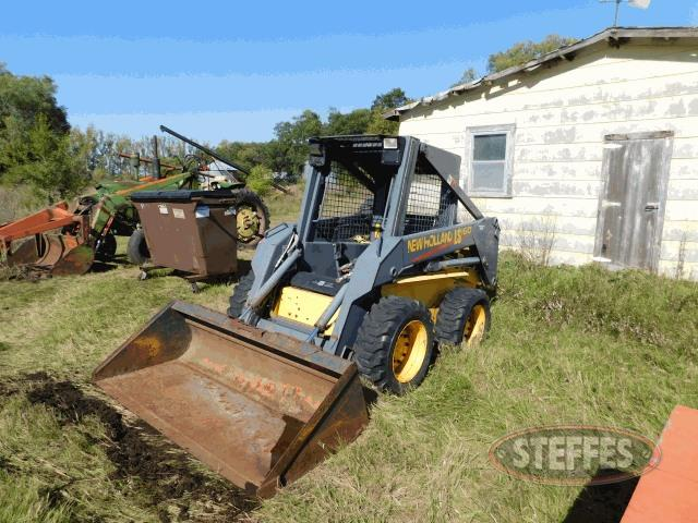 2001 New Holland LS160
