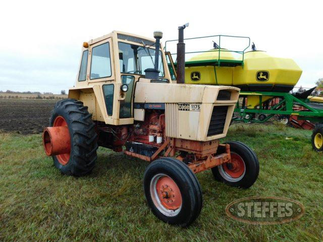 1973 Case 1175 AgriKing