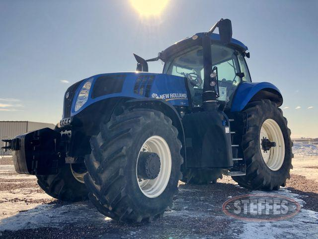 2014 New Holland T8.320
