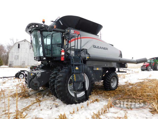 2014 Gleaner S78 Super Series
