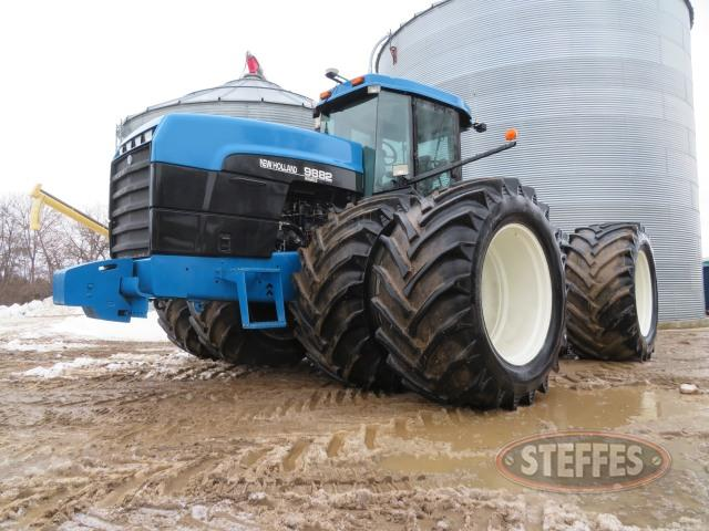 1995 Ford New Holland 9882
