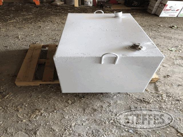 Approx. 120 gal. fuel service tank,