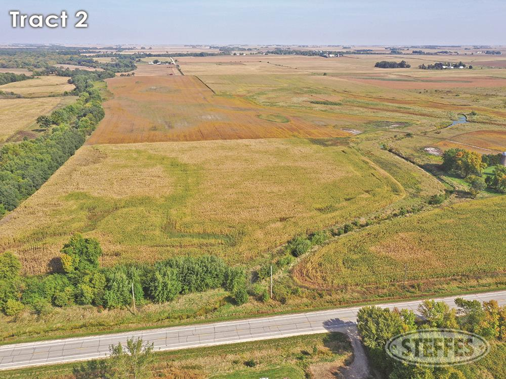 Tract 2 - 169 Acres M/L