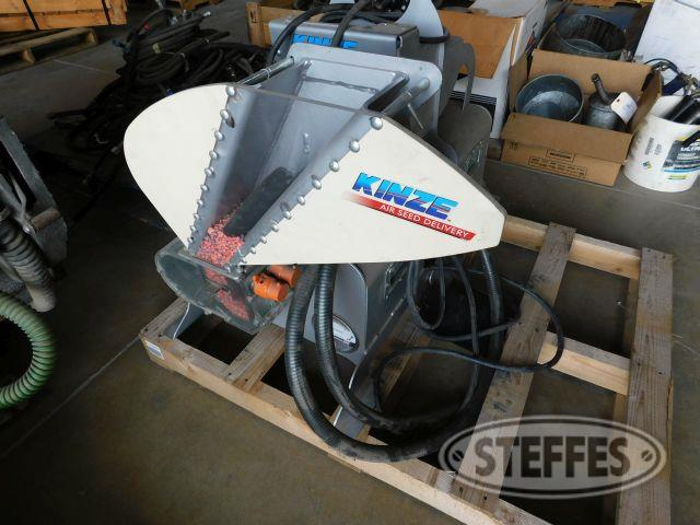 Kinze Edgevac Display, Unit Only, 110V