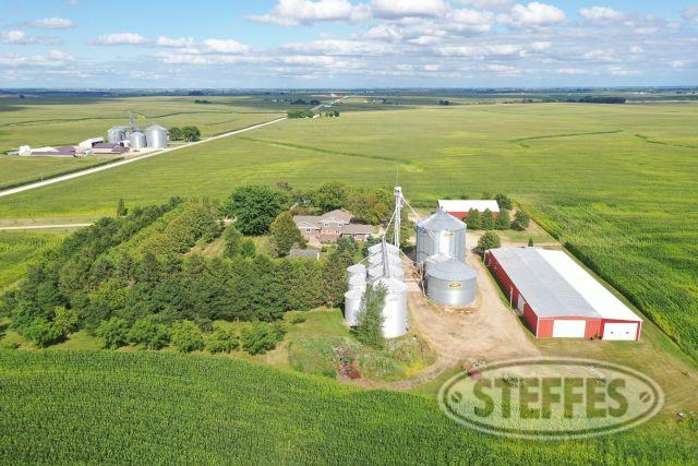 Exceptional Country Acreage on 7.66 Acres M/L