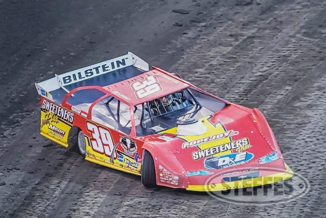 Tim McCreadie #39 foam board photo