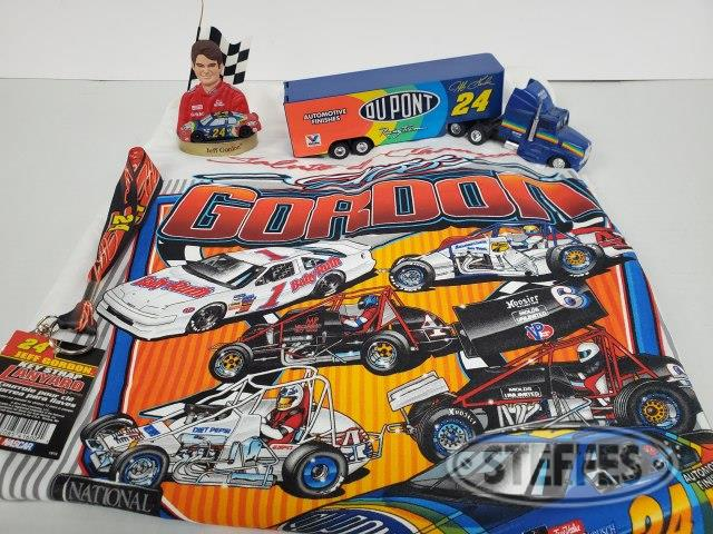 Jeff Gordon Fan Pack