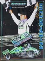 Donny Schatz 10X Knoxville Nationals Winner Photo