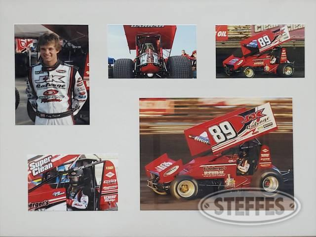 Cody Darrah framed photo collage