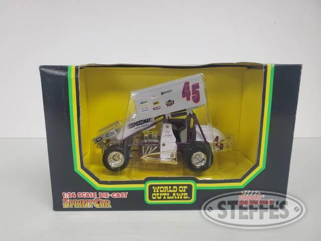 #45 Doug Wolfgang 1/24th die cast