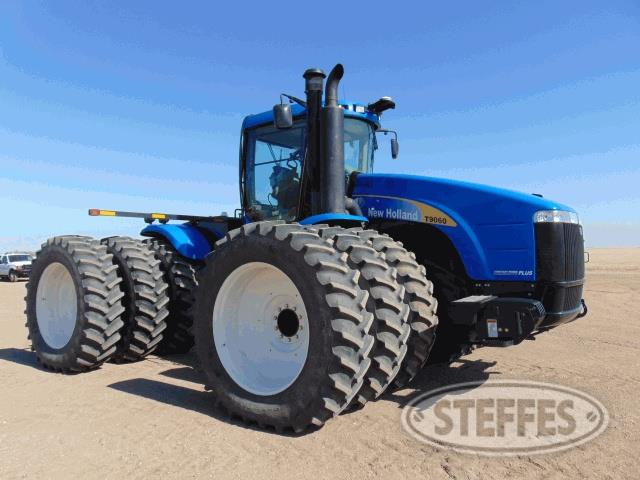 2011 New Holland T9060