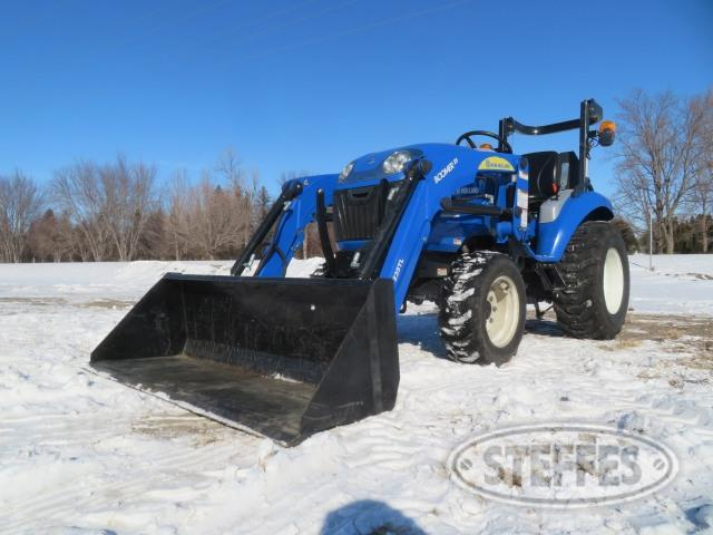 2013 New Holland Boomer 25