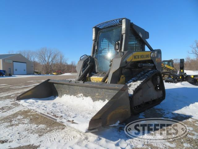2007 New Holland C175
