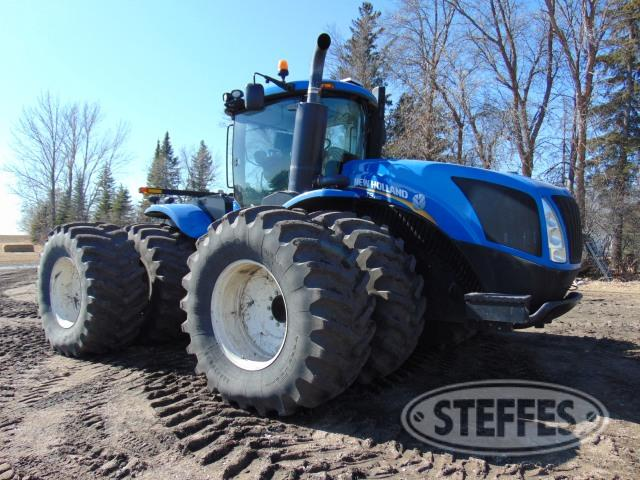 2011 New Holland T9.450