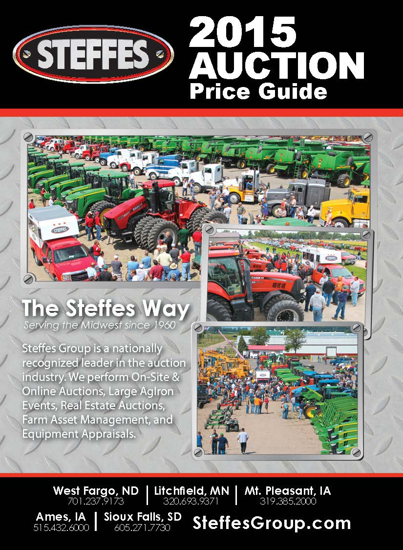 News Article - 2015 Auction Price Guides are now available ...